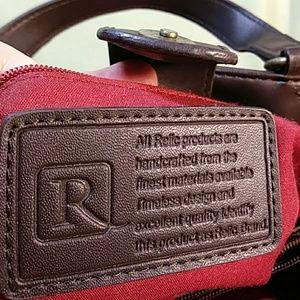 Bags - Relic Handbag Ruby Red Paisley